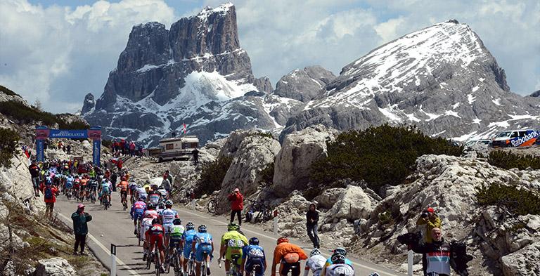 Italy Giro d'Italia sport tourism