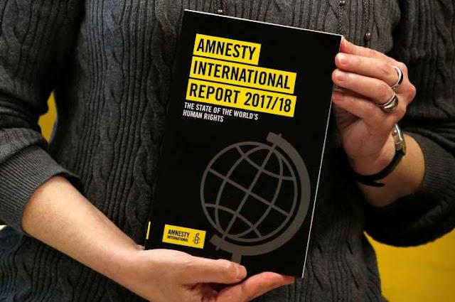"""Buongiornolink - Rapporto Amnesty; un'Italia """"intrisa di ostilità, razzismo, xenofobia"""""""