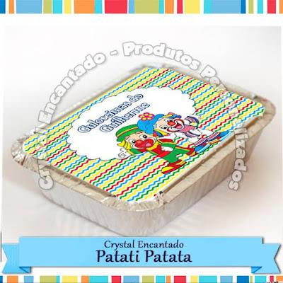Personalizados Patati Patata