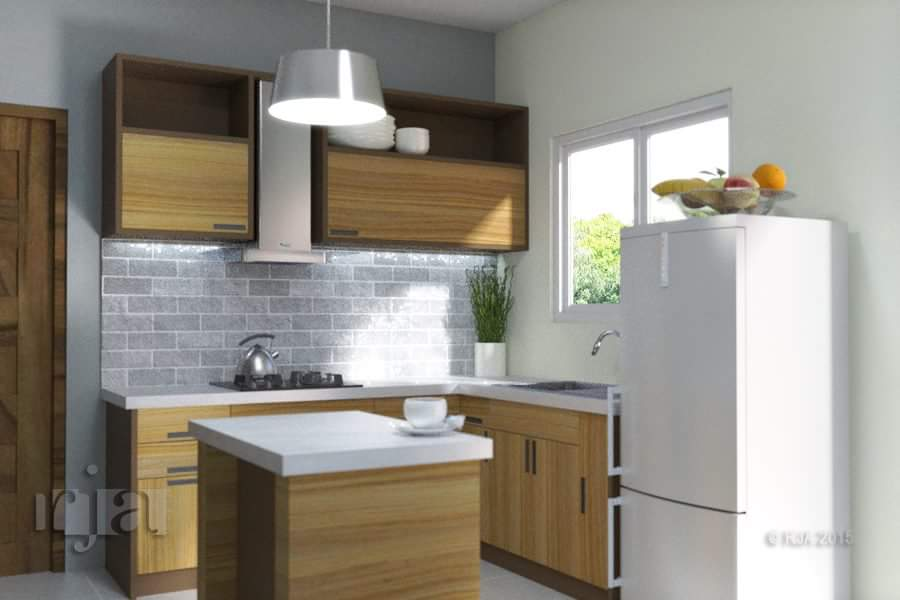 Small kitchen design ideas for beautiful small simple for Small kitchen ideas youtube