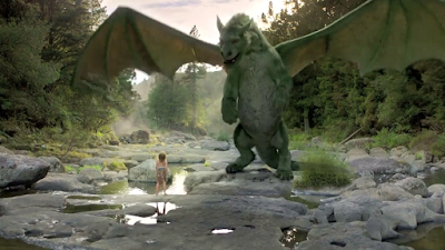 Download Pete's Dragon (2016) HDTS Sub Indonesia