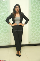 Actress Eesha Looks gorgeous in Blazer and T Shirt at Ami Tumi success meet ~  Exclusive 195.JPG