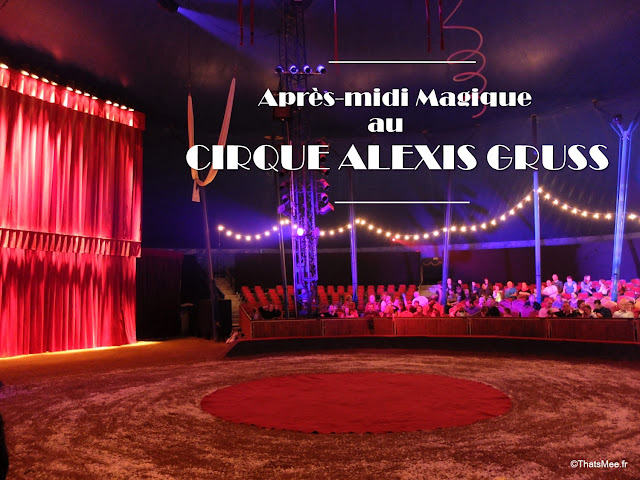 alexis gruss cirque pegase icare spectacle Paris