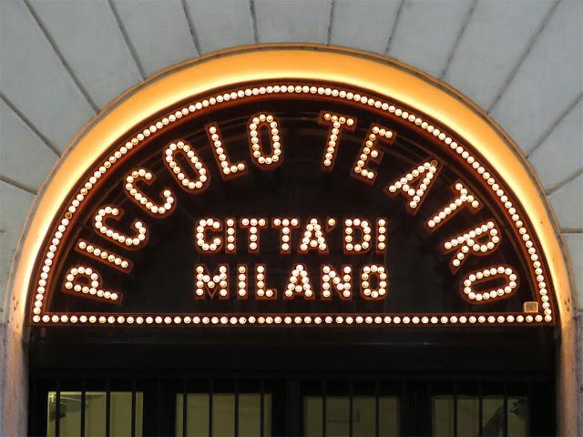 Piccolo Teatro della Città di Milano, Teatro Grassi, Via Rovello, Milan