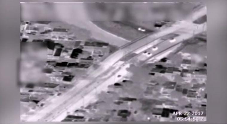 Difunde SEDENA video de operativo contra 'Comandante Toro' (VIDEO)