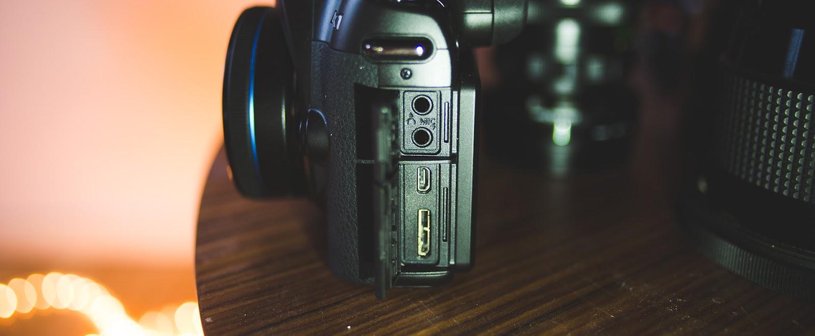 Fungsi HDMI Out Pada Kamera
