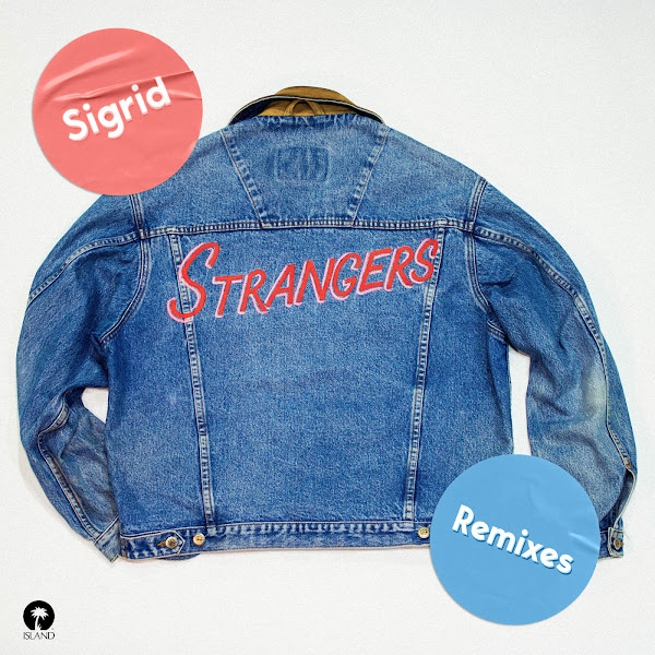 Sigrid - Strangers (Remixes) - EP Cover