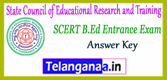 SCERT State Council of Educational Research and Training Odisha B.Ed Answer Key 2018 Result Merit List