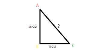 Contoh Soal Teorema Pythagoras no 4