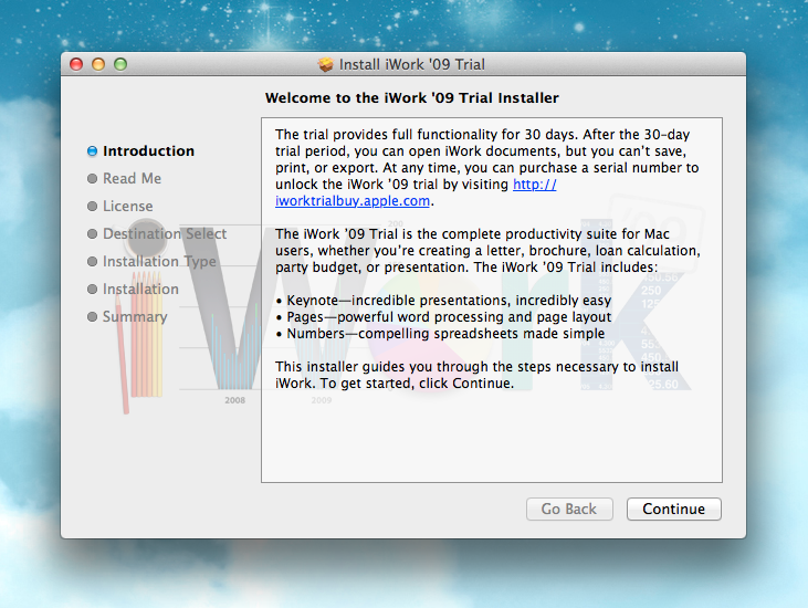 How to install iWork for free on a new Hackintosh [mini-guide]