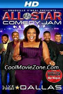 Shaquille O'Neal Presents: All-Star Comedy Jam - Live from Dallas (2010)