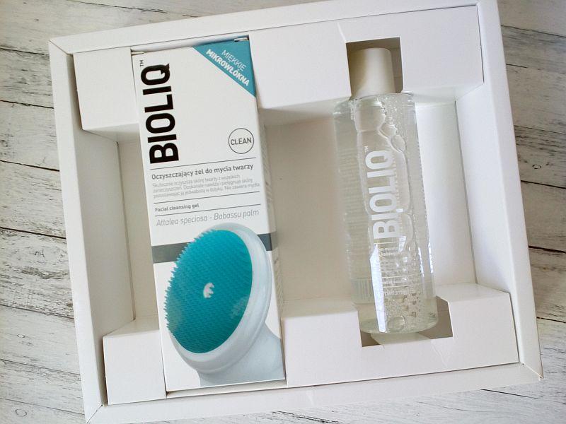 Zestaw kosmetyków do twarzy BIOLIQ | manada.pl