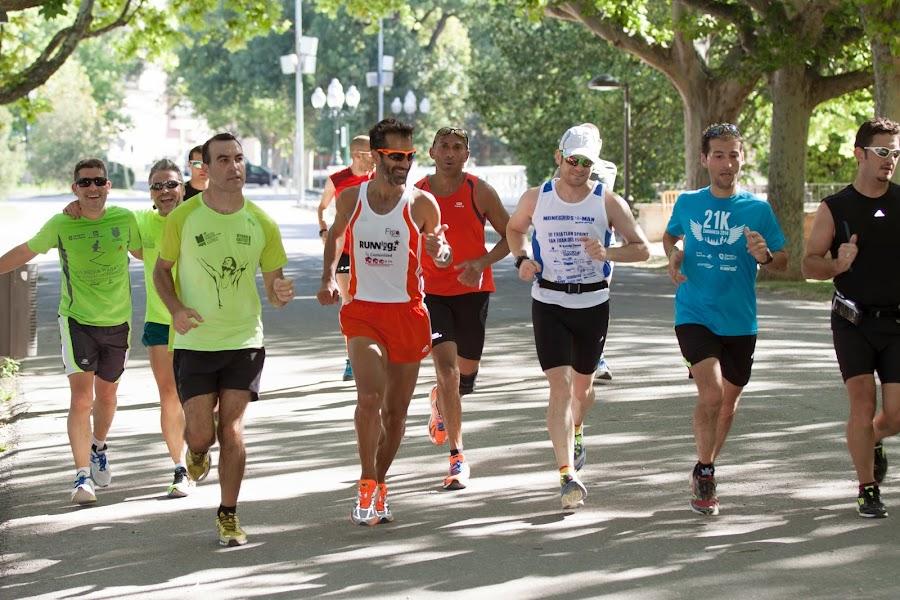Hacer ejercicio con amigos te motivará