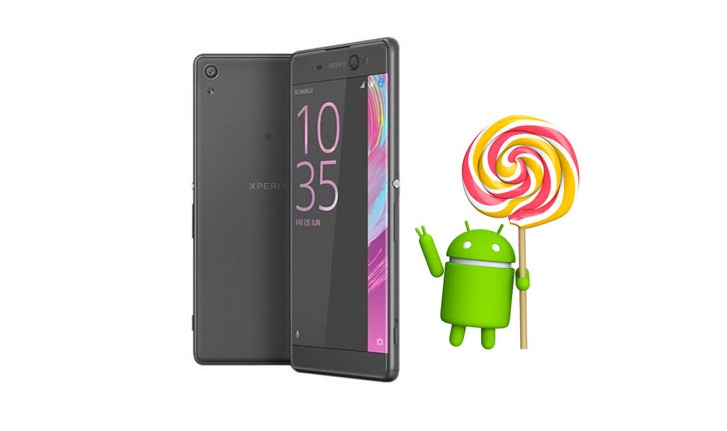 Cara Flashing Sony Xperia XA Ultra Dual F3215 Bootloop / Mati total