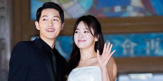 Song Song Couple is Getting Married!