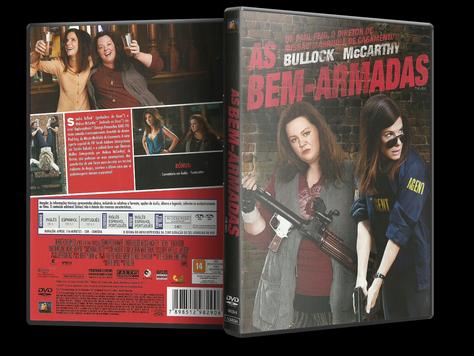 Capa DVD As Bem Armadas