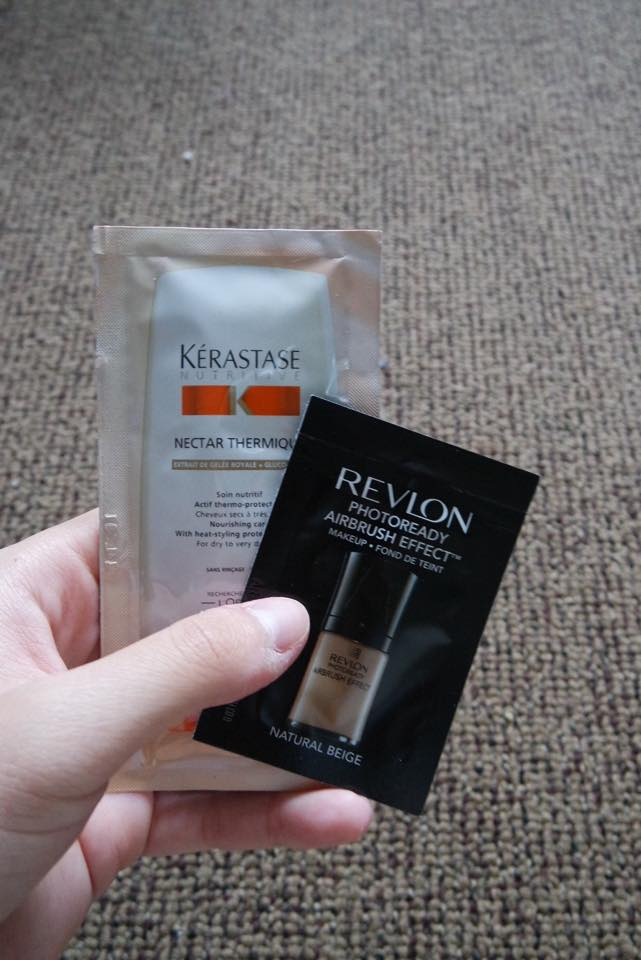 Kerastase Nutritive & Revlon PhotoReady