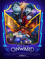 Pelicula Onward (Unidos)