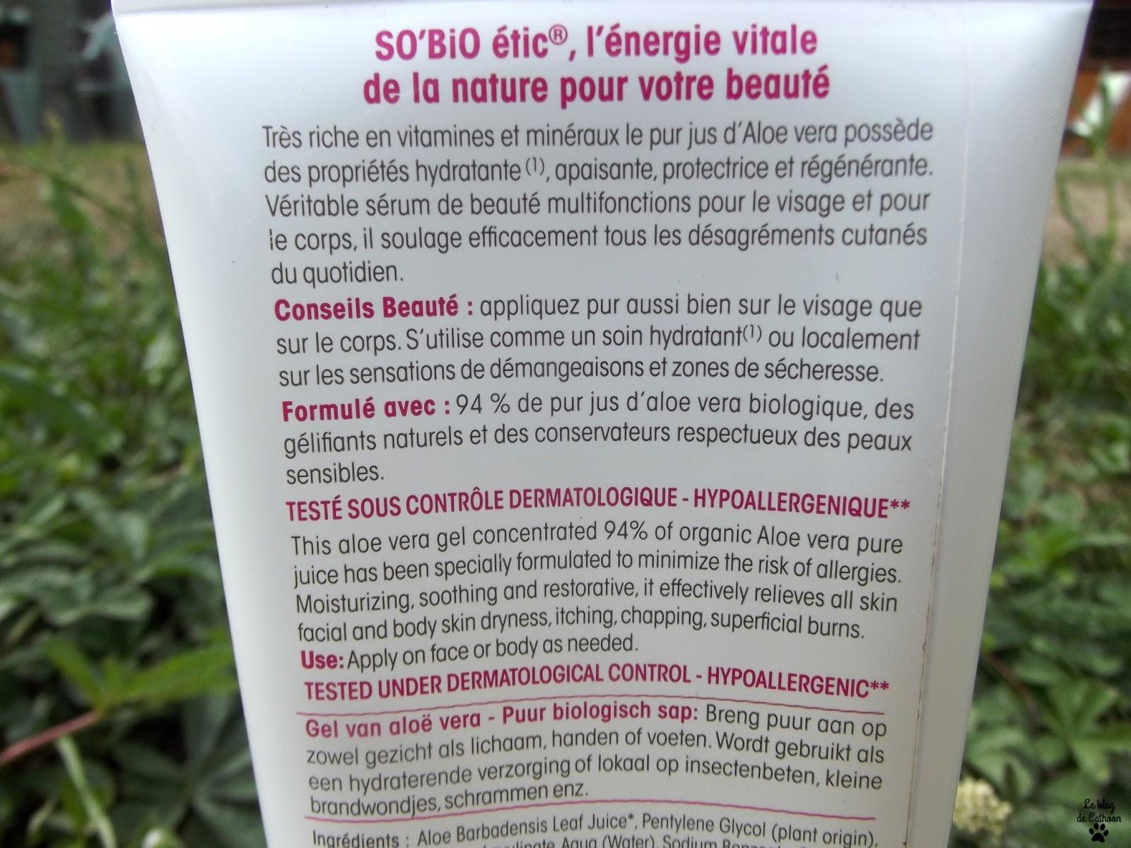 soigner son acné avec l'aloe vera