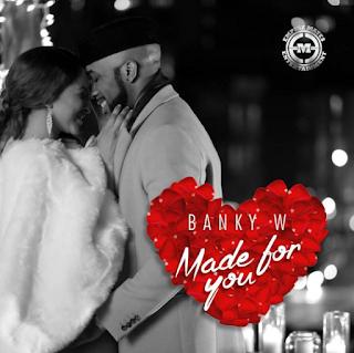 Banky w and Adesua Etomi pre-wedding photos