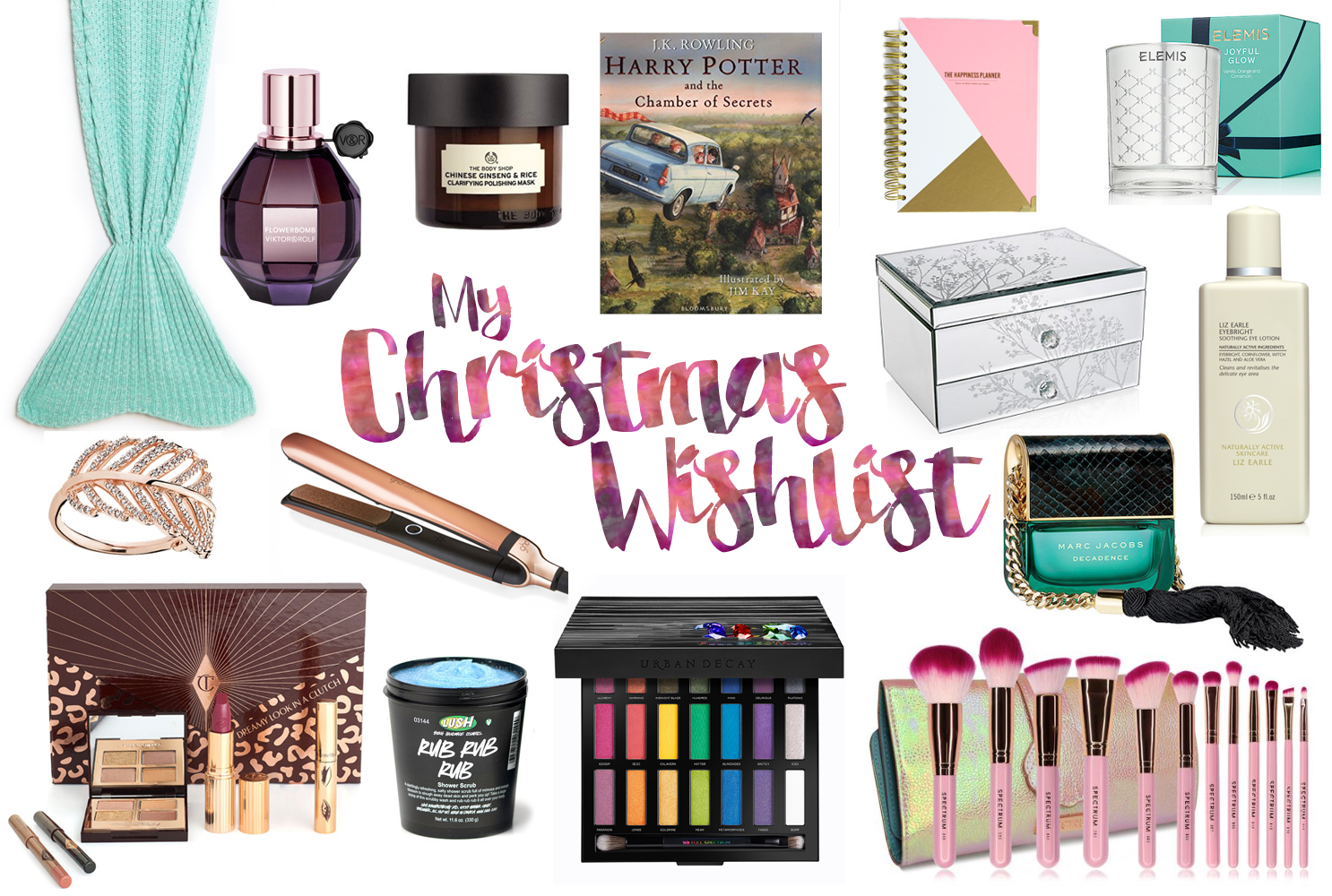 My Christmas Wishlist, Katie Kirk Loves, Gift Guide, Christmas Wish List, Christmas Gift Ideas, Gift Ideas, UK Blogger