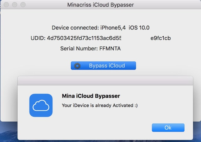 iCloud Bypass iOS 10.0 to 10.2.1 Supported All Device