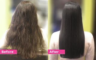 best hair straightening tips in urdu