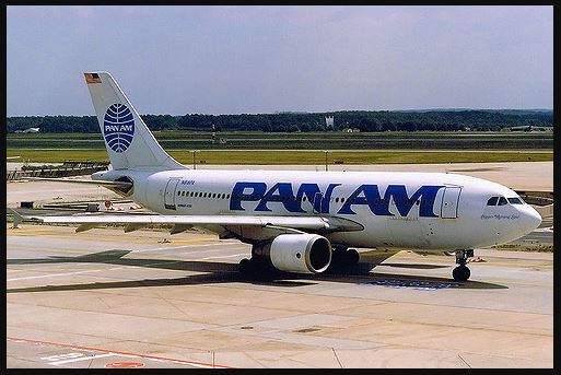 Airbus A310-300 PAN AM - Recolor by - MrRawlings - Portugal
