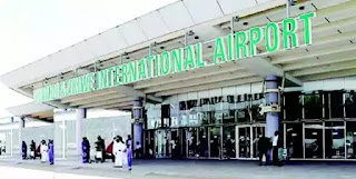 Federal Government Set To Privatise Lagos,Abuja,Kano & Port Harcourt Airports.