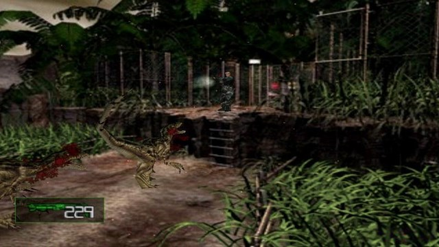 Download Dino Crisis 2 PC Games Gameplay