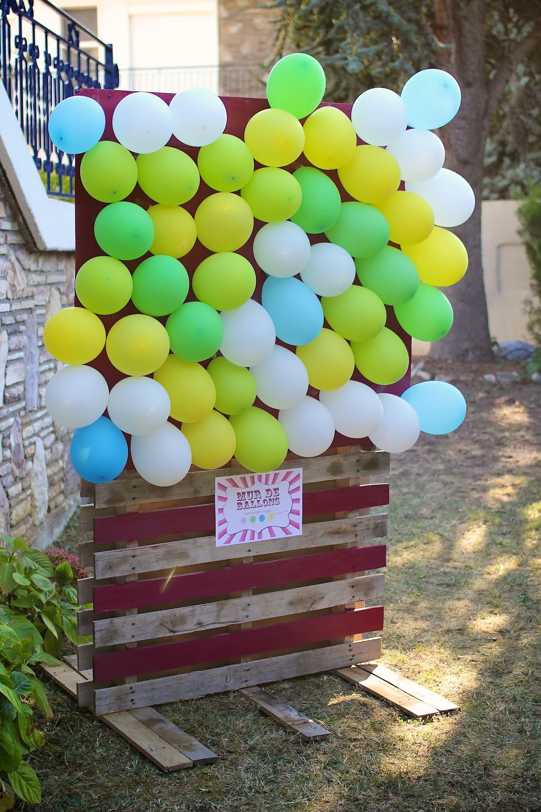Fabuleux Un anniversaire « Fête foraine » : les jeux ! | A way of travel DC66