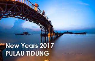 Trip Gabungan Tahun Baru 2017 Pulau Tidung