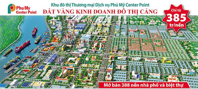 Khu Do Thi Thuong Mai Dich Vu Phu My Center Point