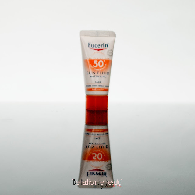 Descubriendo Eucerin fan kit. Ph5 lotion, micelar, aquaphor, sun fluid, aquaporin. Be fashion. Be beauty.