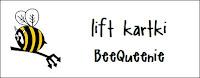 http://diabelskimlyn.blogspot.ie/2017/01/lift-kartki-beequeenie_18.html