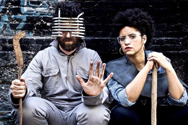 Duo Craca e MC Dani Nega faz show de lançamento do novo disco no Sesc Belenzinho IC