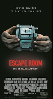 Movie Review: Escape Room (2019)