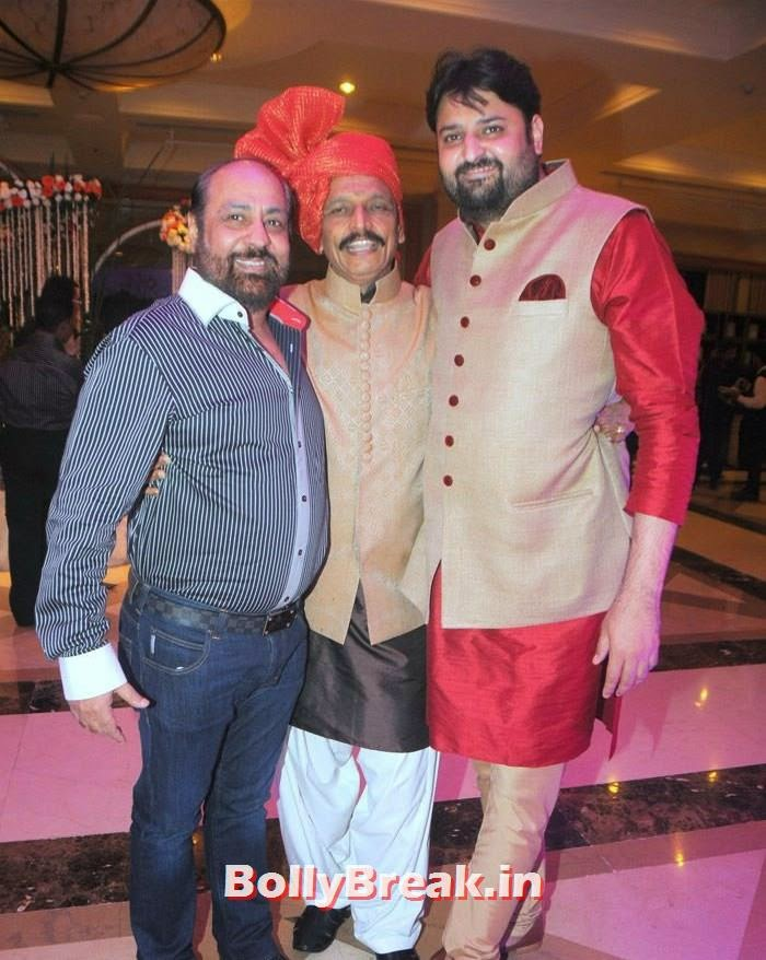 Bhai Jagtap, Mohit Khamboj, Manali Jagtap, Vicky Soor Engagement Ceremony Pics