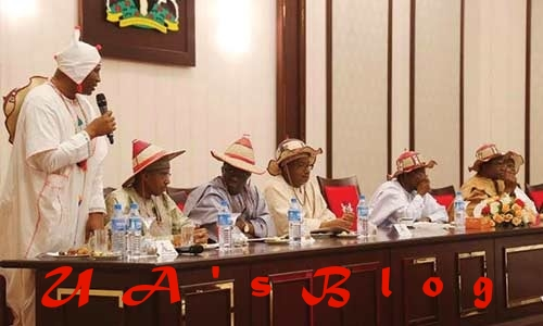 2019: MIYETTI ALLAH splits over buhari's endorsement
