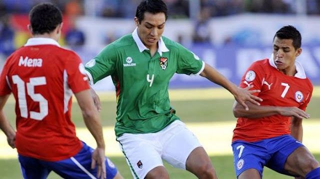 Chile vs Bolivia en vivo Copa America Centenario