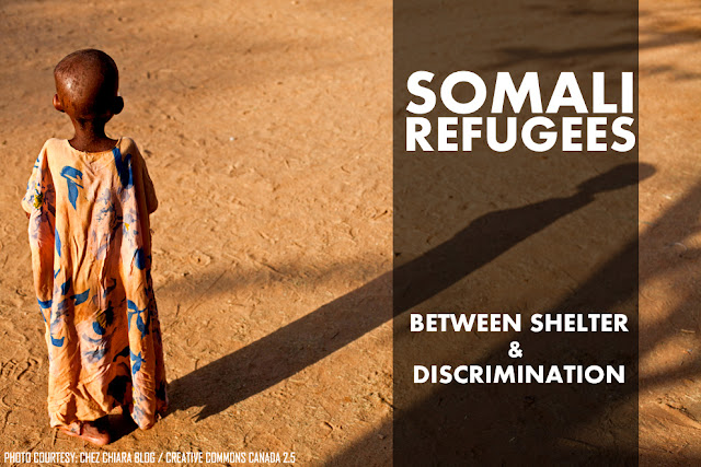 THINK TANK | Somali Refugees: Between Shelter and Discrimination