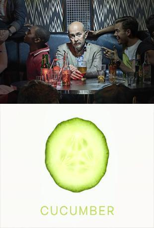 Cucumber - MINISERIE de TV COMPLETA - (Sub Esp) - Inglaterra - 2015