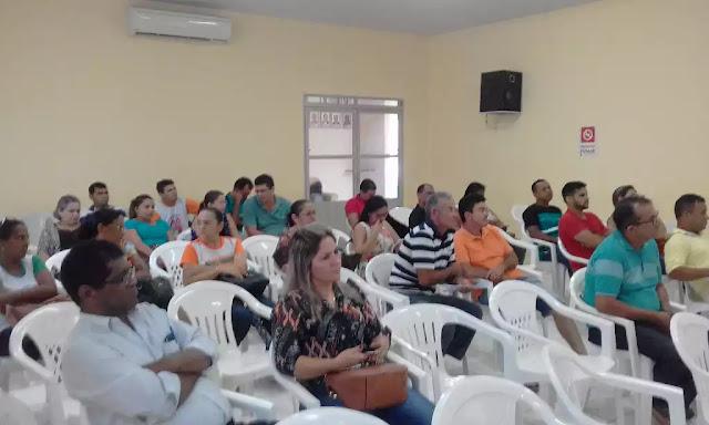 Câmara municipal de Tuntum realiza audiência pública para transparência de receitas e gastos do município.