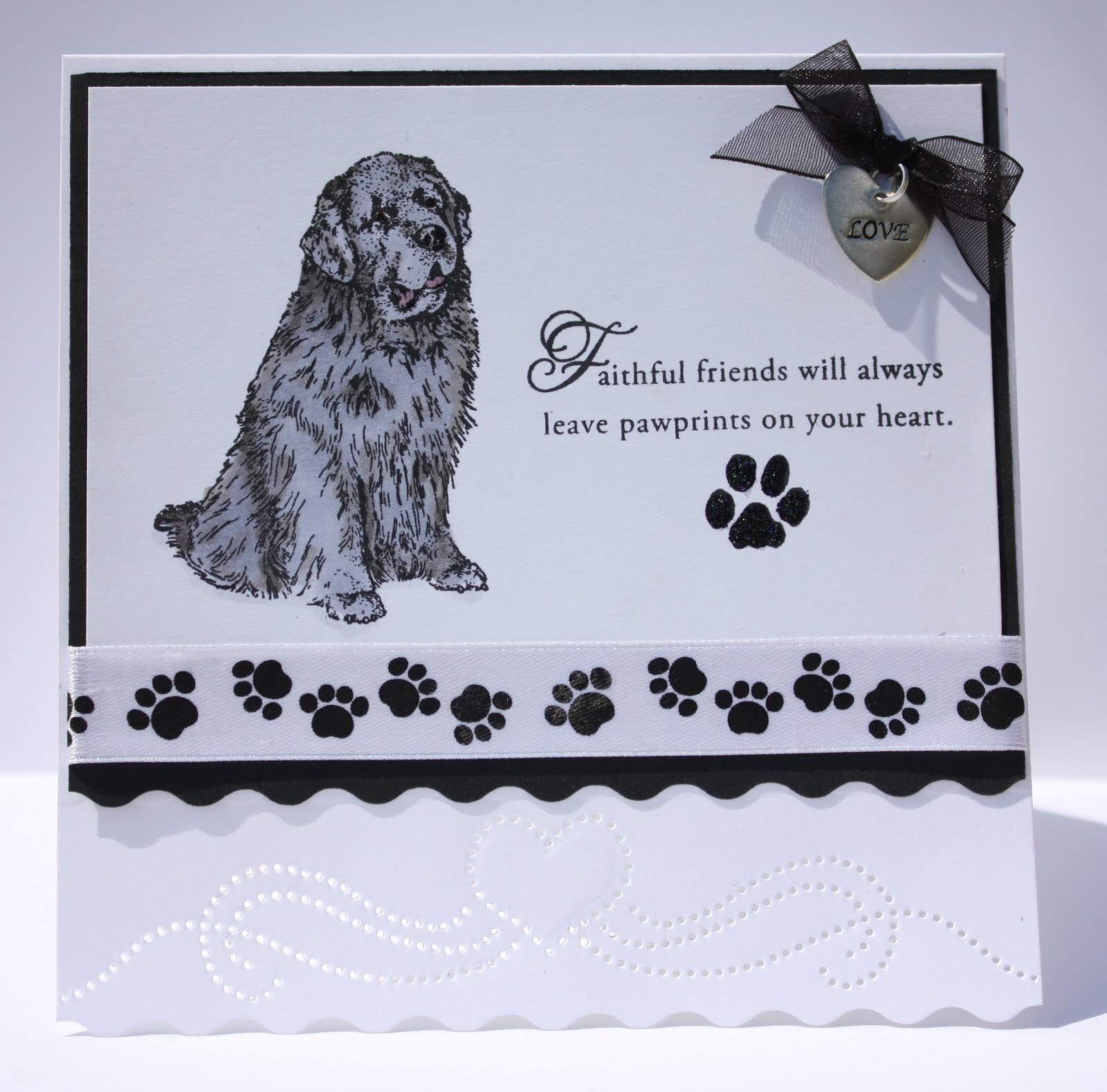 Loss Of Pet Quotes For Dogs: Thimbles, Bobbins, Paper And Ink: Faithful Friends Leave