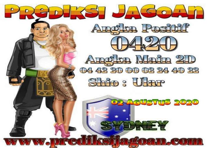 Kode syair Sydney Minggu 2 Agustus 2020 71