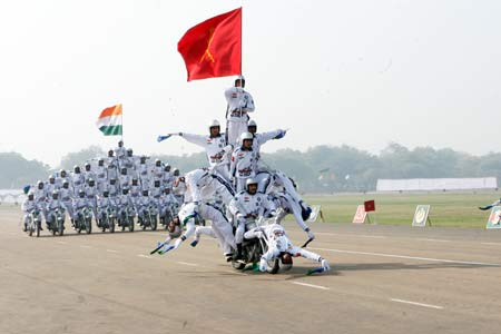 2019 Indian Army Independence Day Images