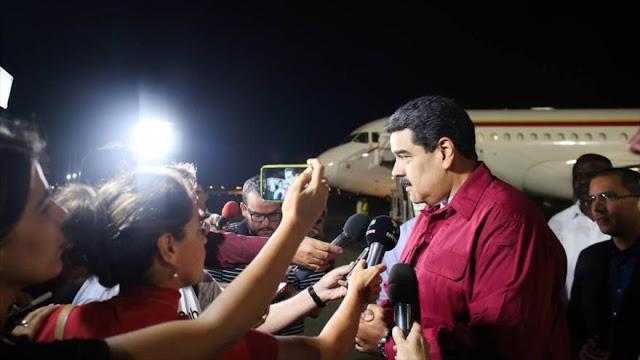 Maduro: Imperialismo presiona a derecha regional a dejar Unasur