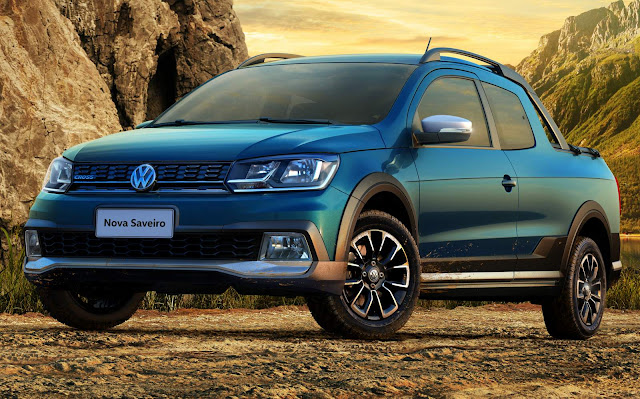 Volkswagen Saveiro Cross 2017