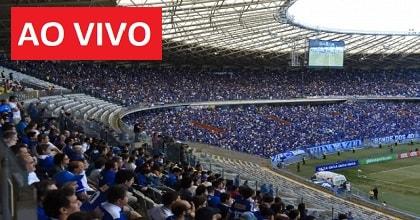 Cruzeiro x Sport ao vivo - Tempo Real - Placar - 13/05/2018