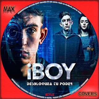 iBoy Galleta Maxcovers